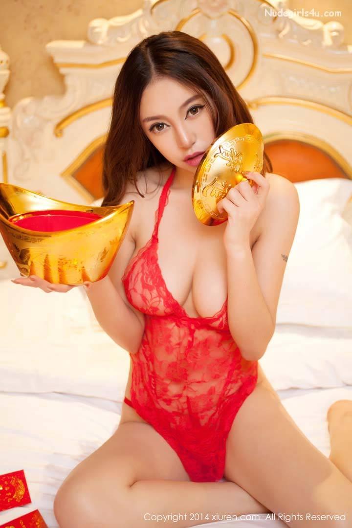 Spoiled Xiuren Chen Siqi Asian Beauty Photos 1