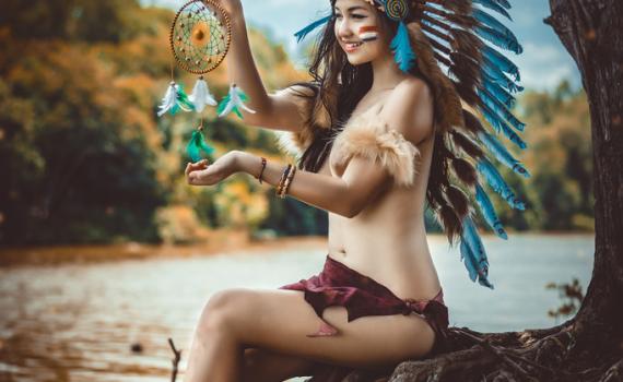 VN No.003 thổ dân sexy