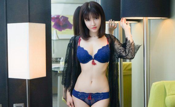 XiuRen No.697 K8傲娇萌萌Vivian