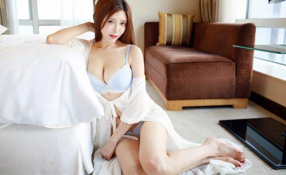 HuaYan Vol.048 夏小秋秋秋 (Xia Xiao Qiu Qiu Qiu)