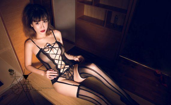 Goddes No.185 2016-11-07 郭美美 ( Guo Mei Mei)