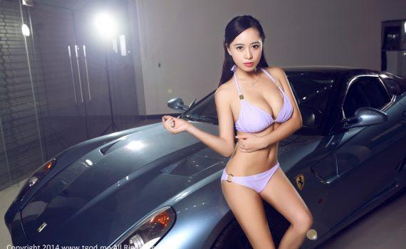 TGOD No.070 2014-12-21 黄可 (黄可christine, Huang Ke)