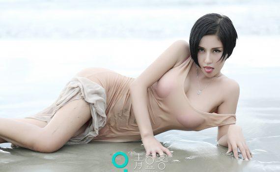 QingDouKe No.011 2014-11-12 娜依灵儿 (Na Yi Ling Er)