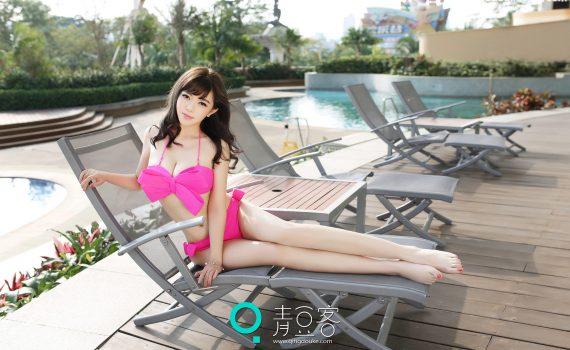 QingDouKe No.021 2015-01-09 刘飞儿Faye