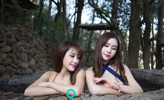 QingDouKe No.027 2015-04-23 于姬Una, 朱若慕Akiki