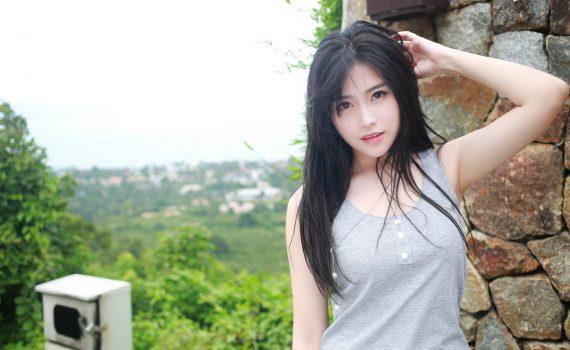 HuaYan Vol.054 许诺Sabrina