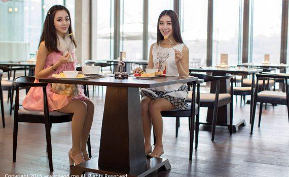 TGOD No.121 2015-05-07 梁晶莹 & 李珂 (Liang Jing Ying & Li Ke)