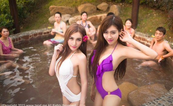 TGOD No.119 2015-04-28 Ice艾希 & 程小烦