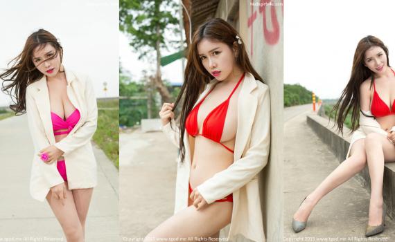 TGOD No.129 2015-05-19 于姬Una