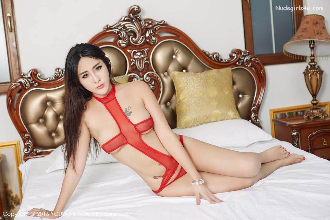 YouWu Vol.040 FoxYini孟狐狸