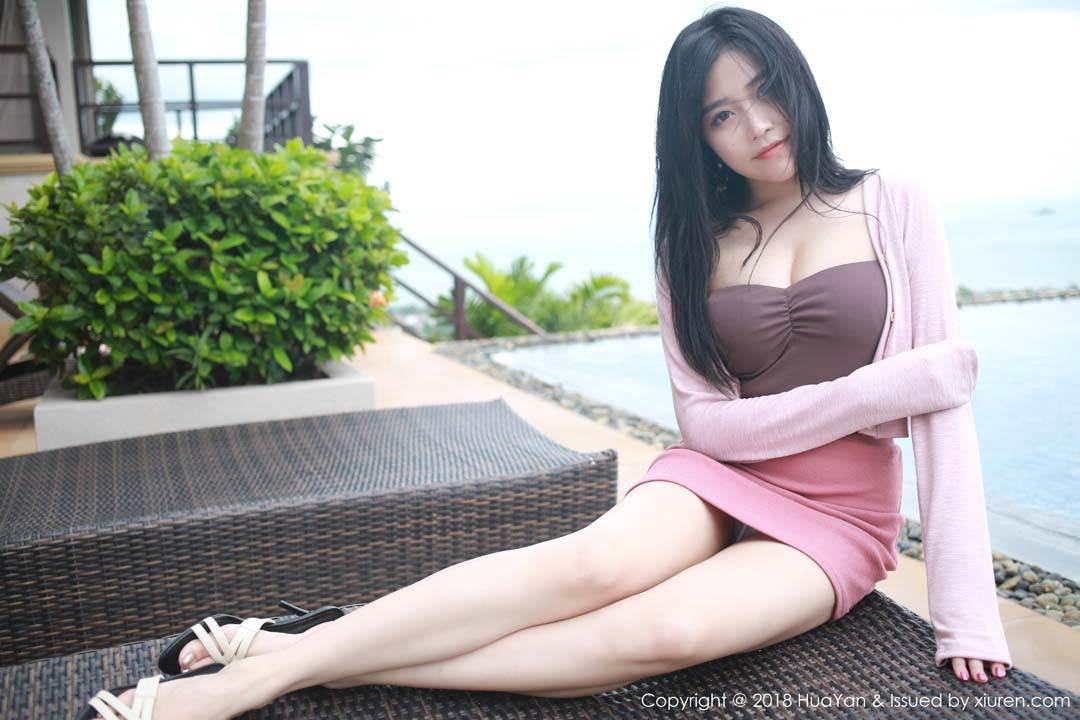 HuaYan Vol.056 许诺Sabrina
