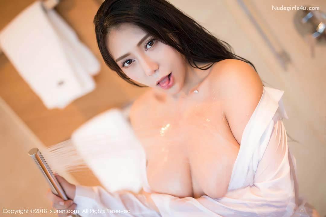 XiuRen No.1255 安可儿 (An Ke Er)