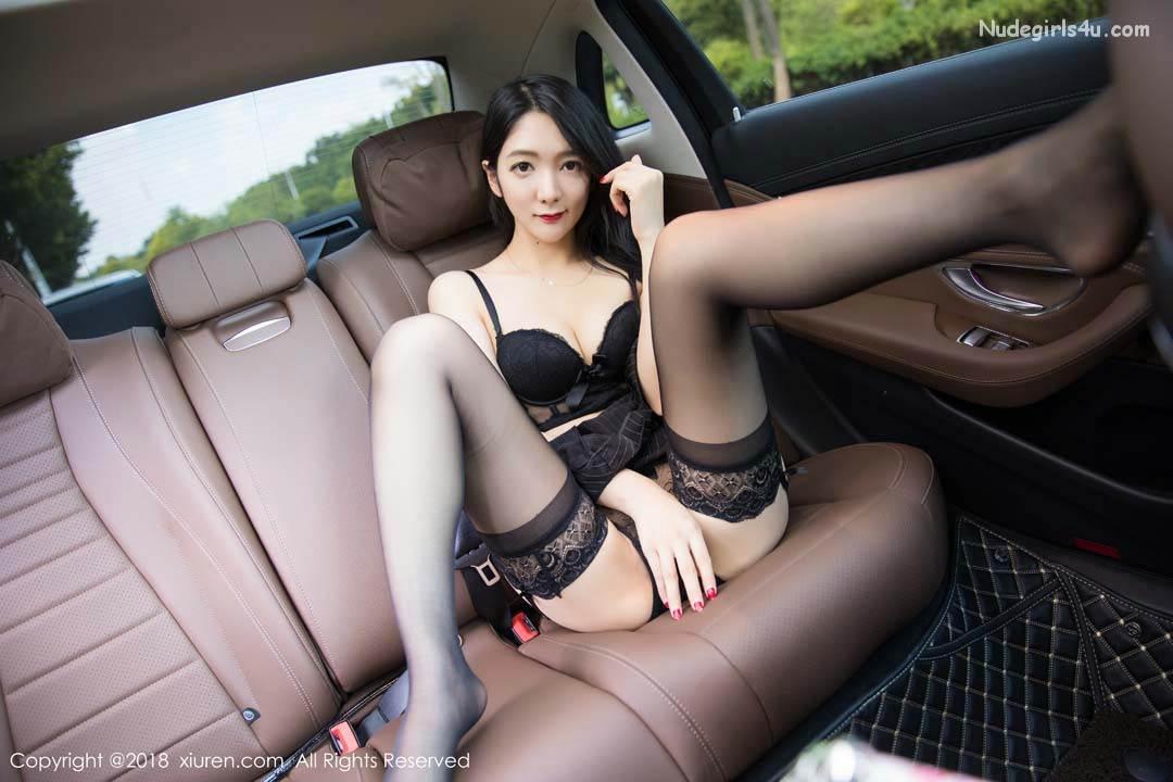 XiuRen No.1262 小热巴 (Angela喜欢猫, Xiao Re Ba)