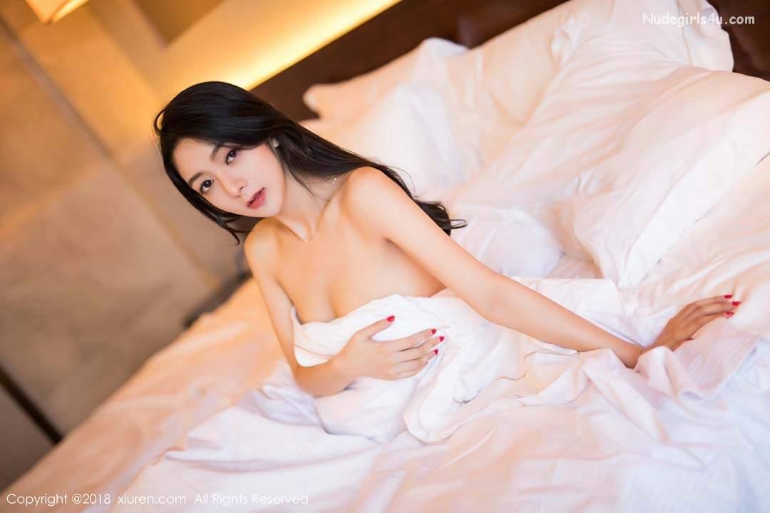 XiuRen No.1292 小热巴 (Angela喜欢猫, Xiao Re Ba)