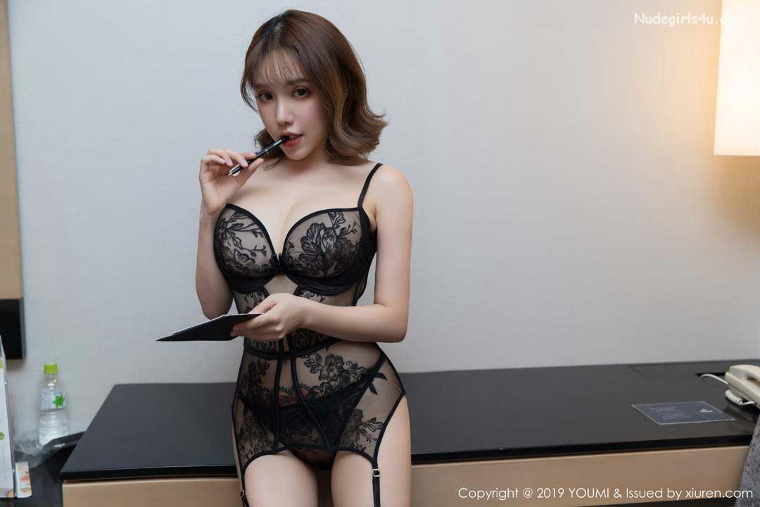 YOUMI Vol.288 黄楽然 (Huang Le Ran)