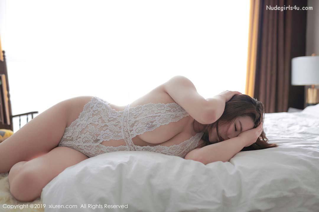XiuRen No.1356 Model: 娜露Selena